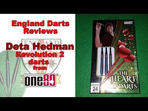 Deta Hedman Revolution2 darts from One80