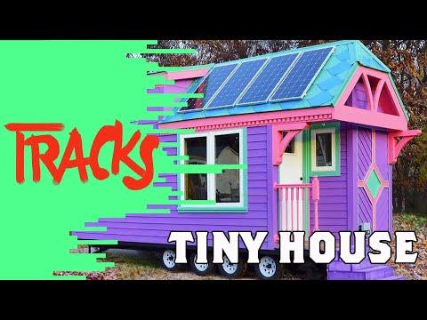 Tiny House: Mein Häuschen auf dem Parkplatz | Arte TRACKS