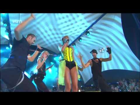Kate Ryan - Ella Elle L'a - live (HD)