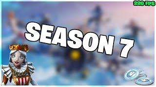 +220 FPS | How To Play FORTNITE SEASON 7 Low-End PC | GIVEAWAY SKINS