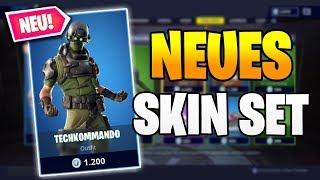 NEUER Skin Techkommando 👓😱 Fortnite Shop Heute 25.1 | Item Shop 25 Januar 🛒