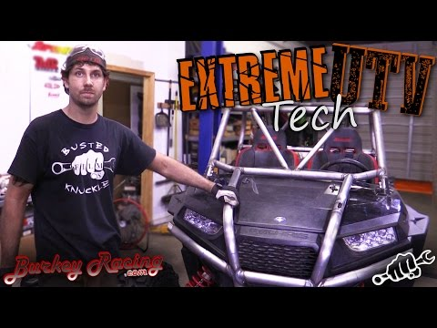 RZR ROLL CAGE BUILD - Extreme UTV Tech EP3