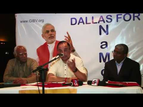 Dr Subramanian Swamy tells why Every INDIAN shld appreciate Sardar Patel fr his contributions