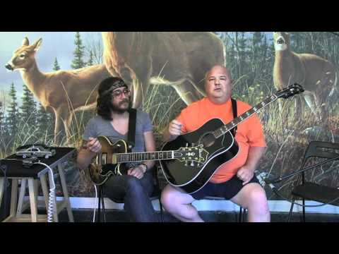 Tenacious D - Guitarings - Roadie Part 1