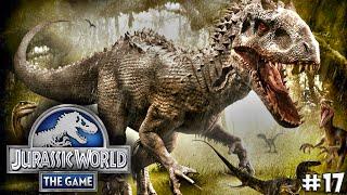 Jurassic World. Прохождение #17 (Gameplay iOS/Android)
