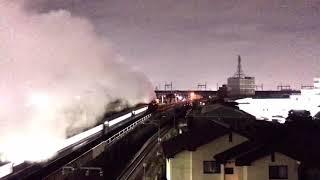 『快速 SL YOGISHA よこかわ』と新幹線