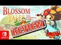 Blossom Tales: The Sleeping King Review - Nintendo Switch & Steam