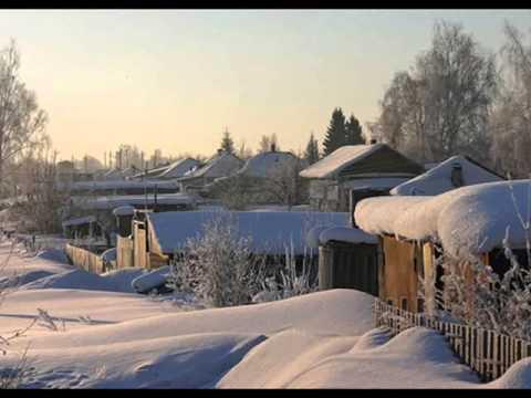 И.А.Бунин - Помню долгий зимний вечер.