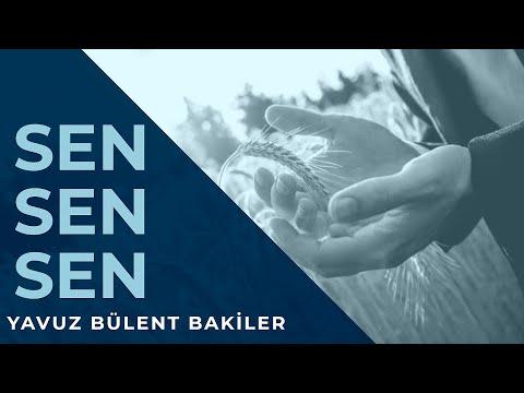 SEN GELSEN YETER - Yavuz Bülent Bakiler / Cem Bozkurt