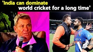 India can dominate world cricket for a long time, says Shane Warne | Sports Tak