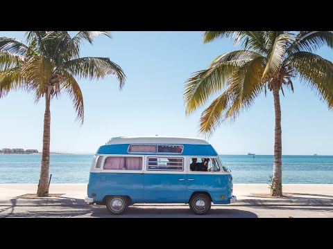 73 VW BUS VAN TOUR | Hippies Living The Van Life