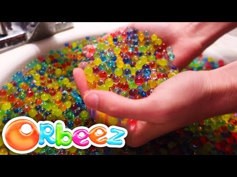 I FILLED MY SINK WITH ORBEEZ | Sicsen