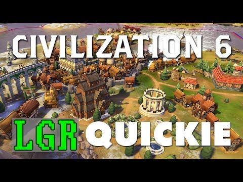 LGR - Sid Meier's Civilization VI Review
