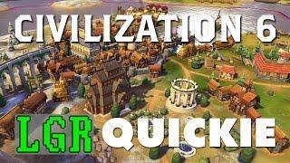 Lgr - Sid Meier's Civilization Vi Review