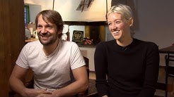 Cooking at home with René and Nadine Redzepi