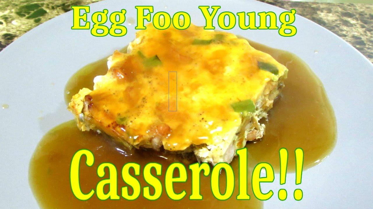 Something is. Asian casserole recipe