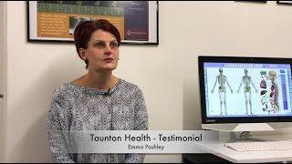 Migraines and Headaches Gone! Taunton Health Testimonial - Osteopath Taunton