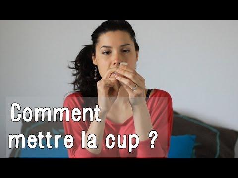 Comment mettre et retirer la coupe menstruelle youtube - Comment utiliser la coupe menstruelle ...