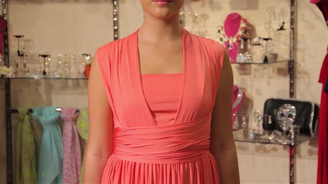 Eliza ethan multi wrap dress coco boutique youtube ombrellifo Images