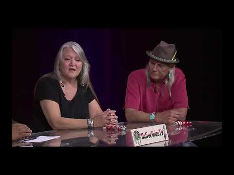 NVTV - Michael Horse and Pennie Opal Plant