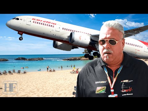 How Vijay Mallya fooled Banks & Air India lost 30000 Crores.