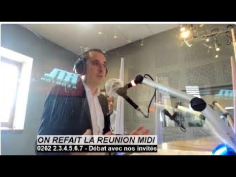RTL Réunion - Itw de Vincent LE BALINER et Sébastien DUMESGNIL - 01-07-2021