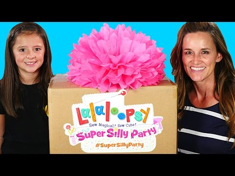 Lalaloopsy Super Silly Party Limited Edition Dolls Peanut Big Top Crumbs Mittens Jewel Sparkles