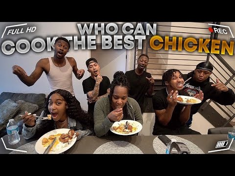 Who Can Make The BEST CHICKEN | Winner Gets $1000