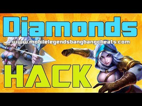 Mobile Legends Hack - Diamonds Cheats - Working