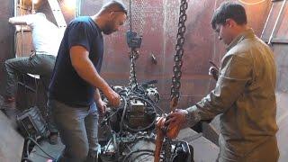 Engine Room - Part 1