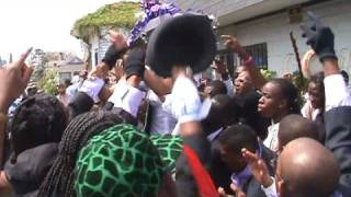 They Danced Atop His Casket (extended Version): Jaran 'julio' Green's Homegoing Rip