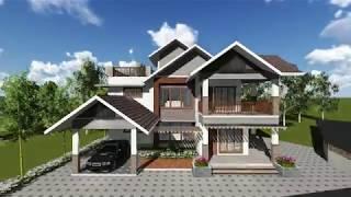 House Interior Design: Kuruvachan, Kalluvelil House, Vandamattom, Thodupuzha, Kerala, India