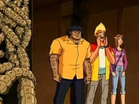 Martin Mystery Season  2 Episode 5: Crypt of the Djini