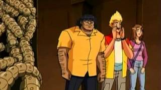 Martin Mystery Season  2 Episode 5: Crypt of the Djini