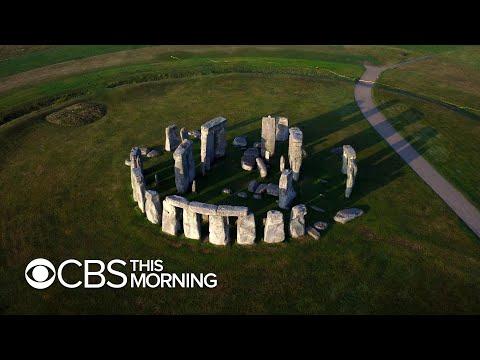 Scientists discover the origin of Stonehenge rocks