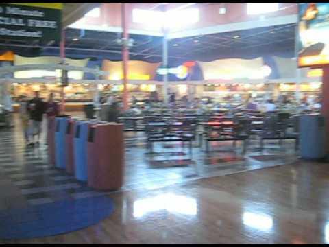 Travel USA-Ontario Mills shopping mall, California