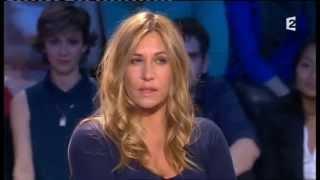 Josiane Balasko et Mathilde Seigner - On n'est pas couché 5 mai 2012 #ONPC
