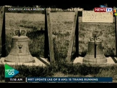 NTG: Mga Pilipino at Amerikano, magkaiba ang pananaw tungkol sa Balangiga massacre