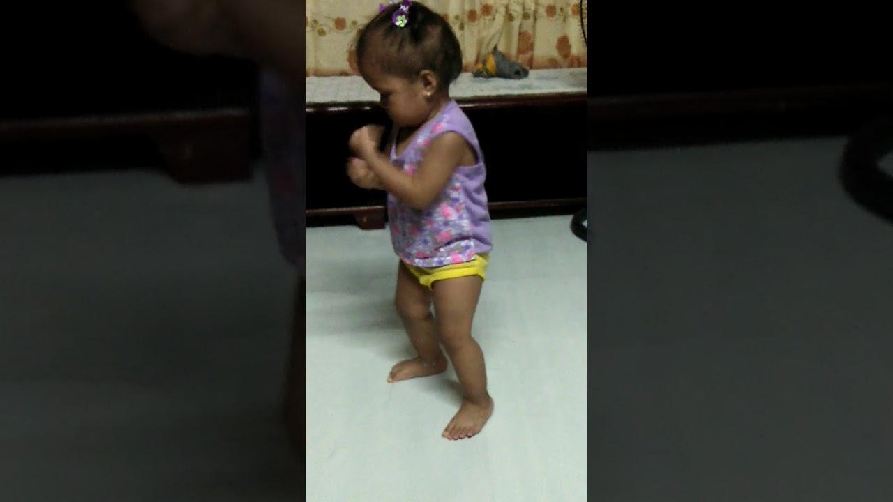 Baby Aei Tiktok dance 😊 - YouTube