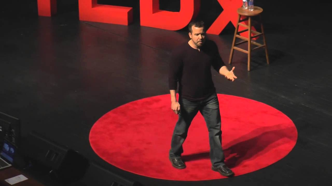 The storytelling animal: Jonathan Gottschall at TEDxFurmanU