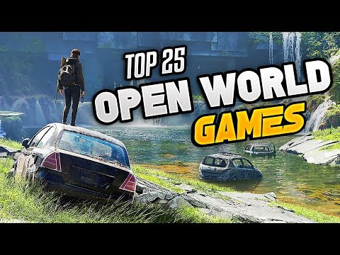 Top 25 Best Open World Games For Android 2020