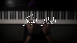 موسيقى بيانو - الطائر المبكر (erkenci kuş) - عزف علي الدوخي