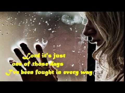 Hold me while I cry lyrics and images
