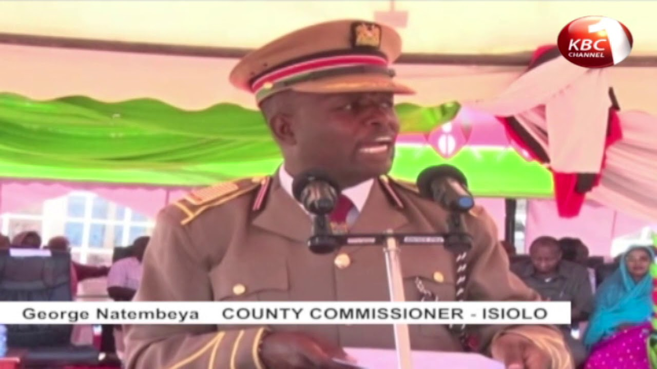 Parents in Isiolo town claims drug traffickers have invaded the town