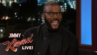 Tyler Perry Can't Find a Black Snowboard Instructor