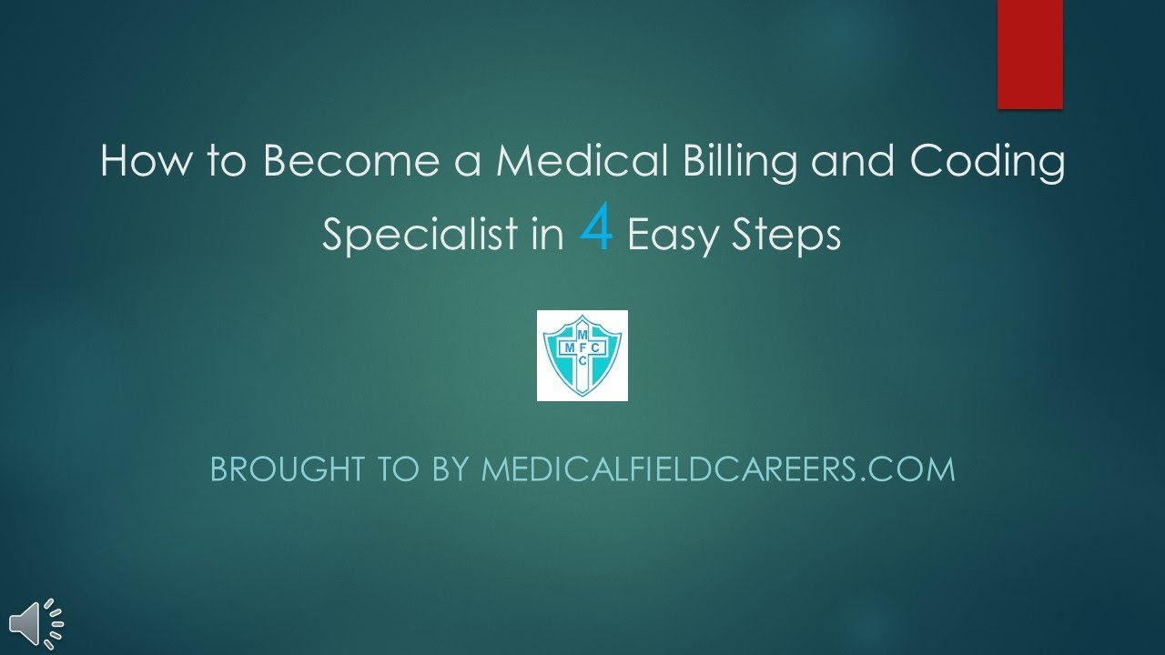 How to Become a Medical Billing and Coding Specialist in 2019