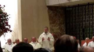 vicariate v mass of welcome for archbishop cupich