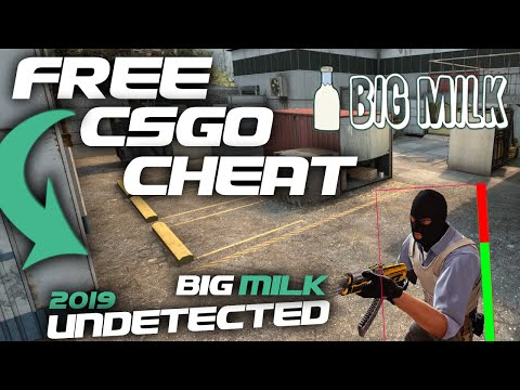Big Milk - Undetected CSGO Cheats - Free and paid hacks!
