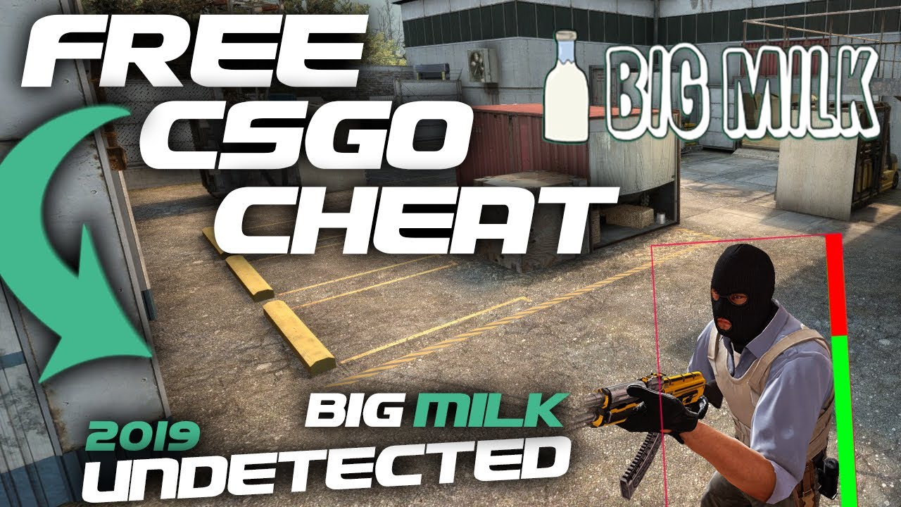 Big Milk - Undetected CSGO Cheats - Free and paid hacks available!