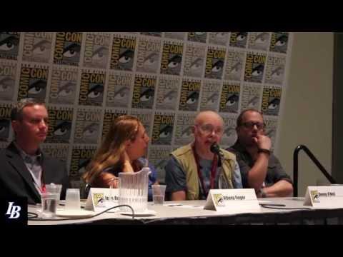 Who Created Batman?: Comics Arts Conference Session #8
